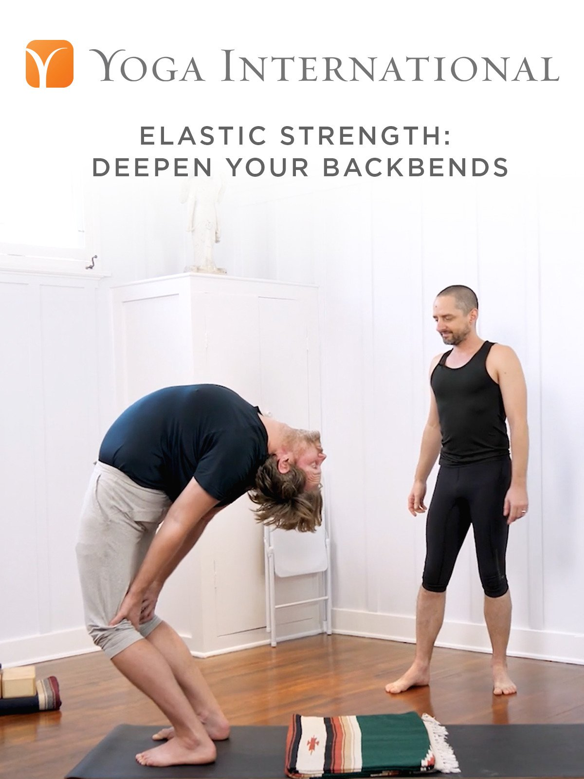 Elastic Strength: Deepen Your Backbends