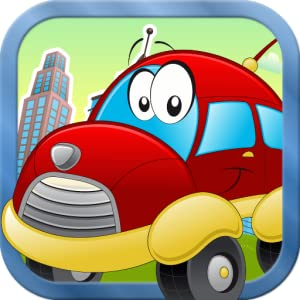 Cars and Pals: Car Truck and Train Jigsaw Puzzle Games for Kids and Toddler from Tiltan Games