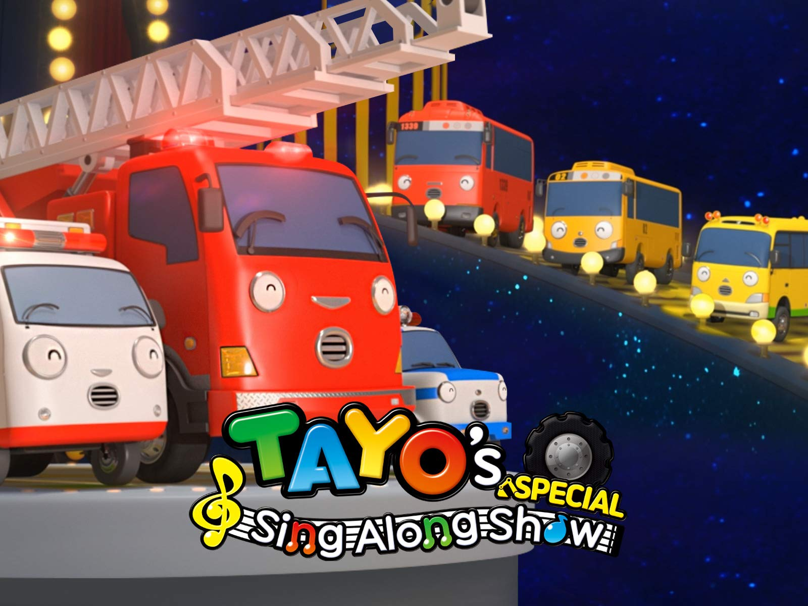 Tayo's Sing Along Show Special on Amazon Prime Instant Video UK