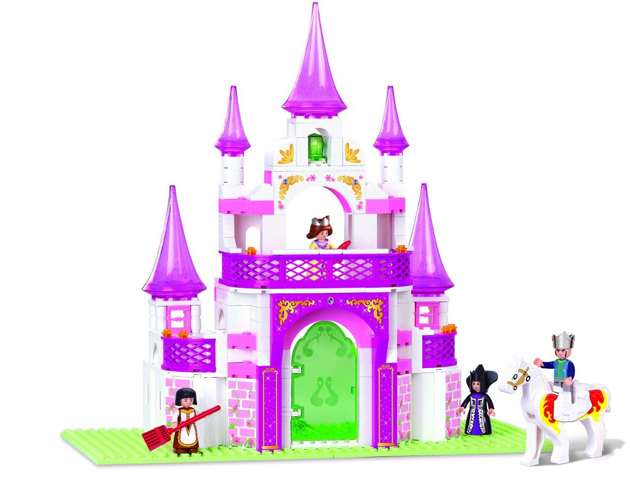 M38-B0153 – Sluban Prinzessin Palast aus der Girls Dream Serie jetzt kaufen
