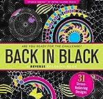 Back in Black Artist's Coloring Book