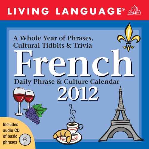 Living Language : French DTD 2012