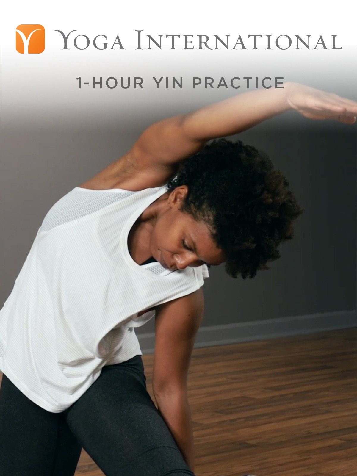 1-Hour Yin Practice on Amazon Prime Instant Video UK