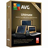 AVG Ultimate 2019, Unlimited Users  2 Year [Key Code]