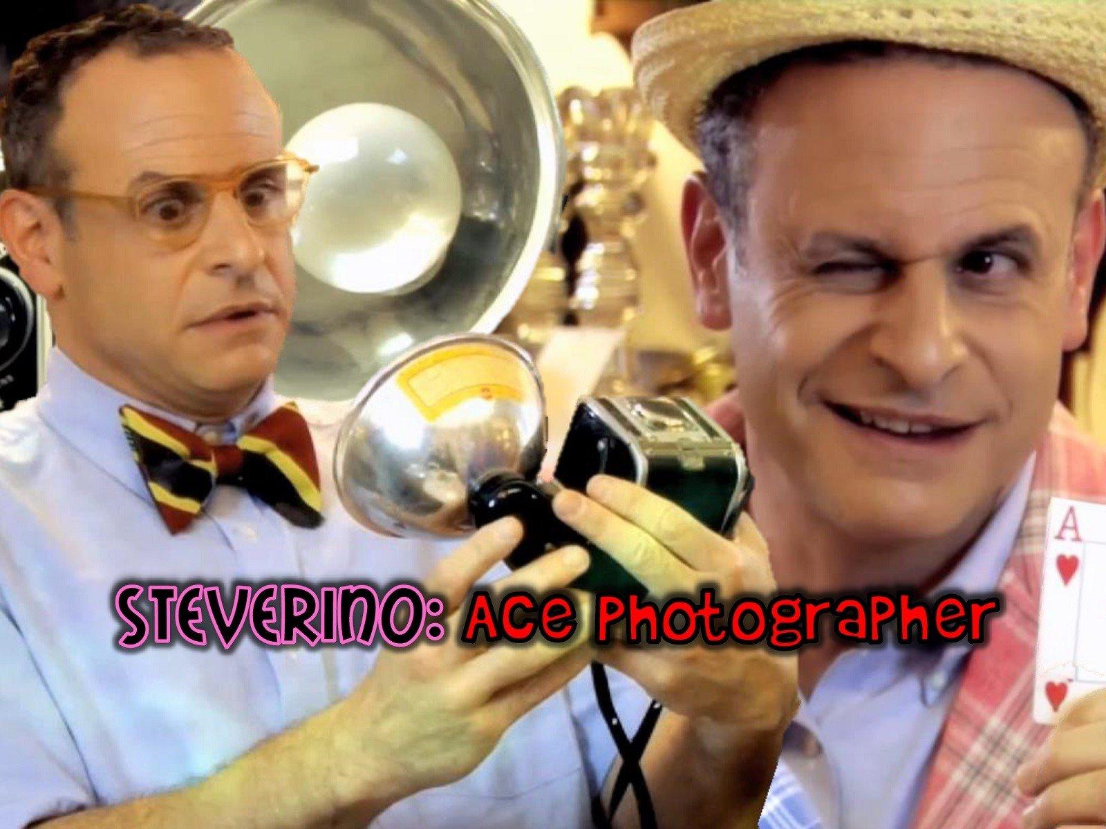 Steverino: Ace Photographer on Amazon Prime Instant Video UK
