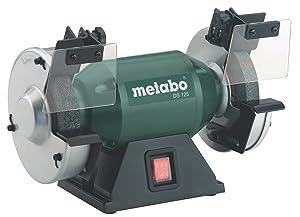 Metabo 619125000 Doppelschleifmaschine DS 125  BaumarktÜberprüfung und Beschreibung