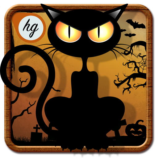 [Fear on Halloween night] (Halloween Backgrounds Free)