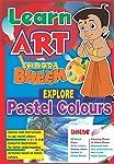 Chhota Bheem Chhota Bheem Chhota Bheem Explore Pastel Colouring, Multi Color