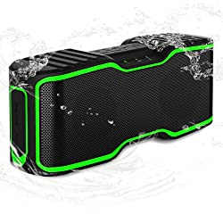 Urpower IPX7 Portable Wireless Bluetooth Waterproof Speaker