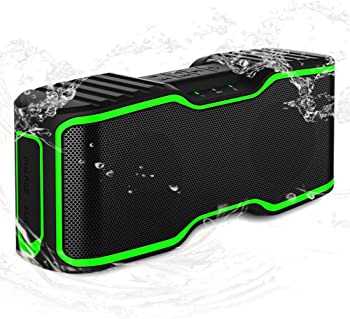 Urpower IPX7 Portable Waterproof Speaker