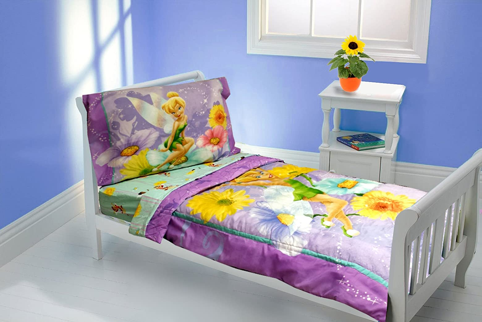 Disney fairy girls and tinkerbell duvet
