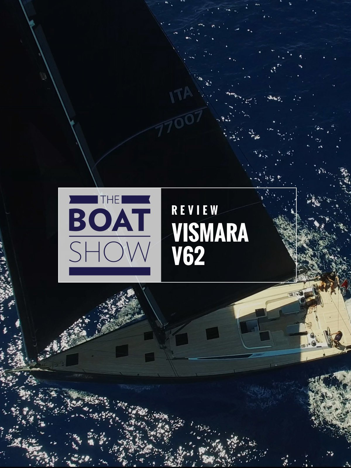 Review: Vismara V62 - The Boat Show on Amazon Prime Video UK