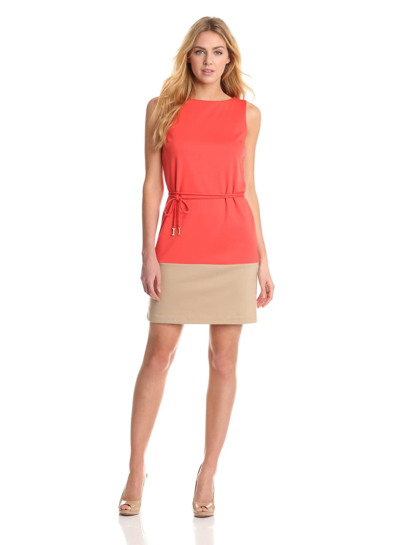 Best Colorblock Sheath Dress