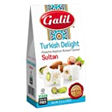 Galil Sultan Turkish Delight, 3.5 Ounce (Pack of 6)