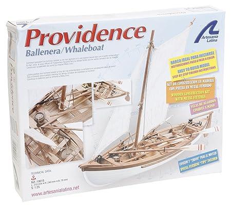 Maquette en bois - Providence