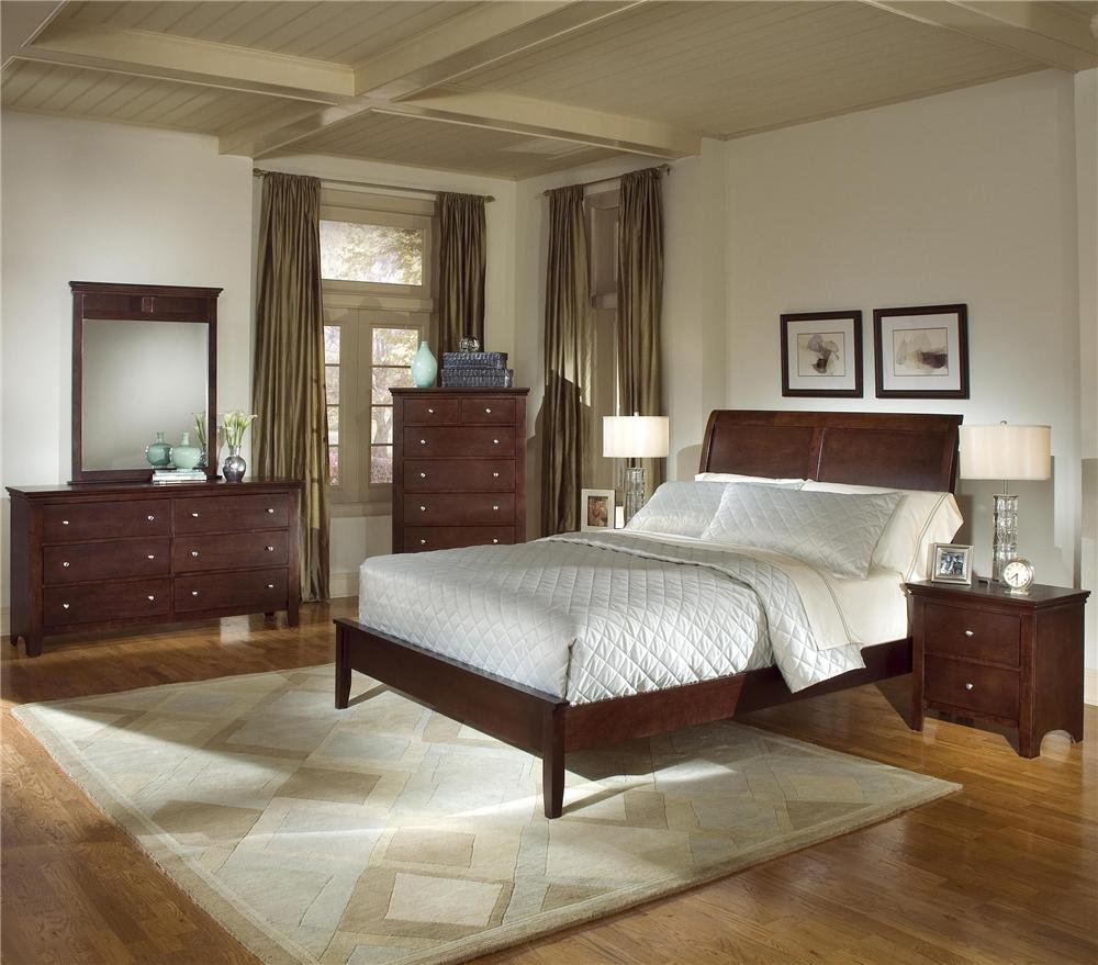 Amazon.com: Solid Wood - Bedroom Sets / Bedroom Furniture