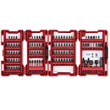 Milwaukee 48-32-4076 Shockwave Impact Duty Driver Bit Set (104-Piece)