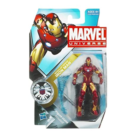 Marvel Universe - Series 3 - Iron Man Armure modulaire