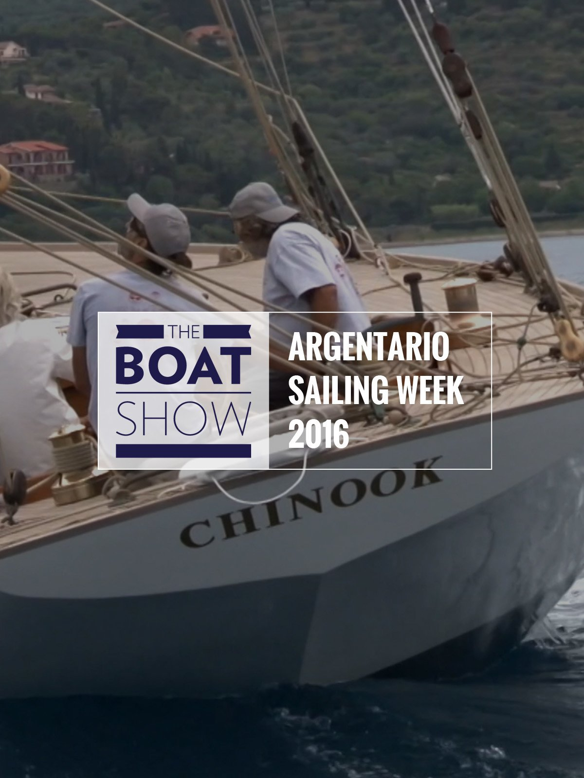 Argentario Sailing Week 2016 - The Boat Show