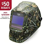 Lincoln Electric K4411-4 VIKING 2450 Welding Helmet, White Tail Camo (Color: White Tail Camo)