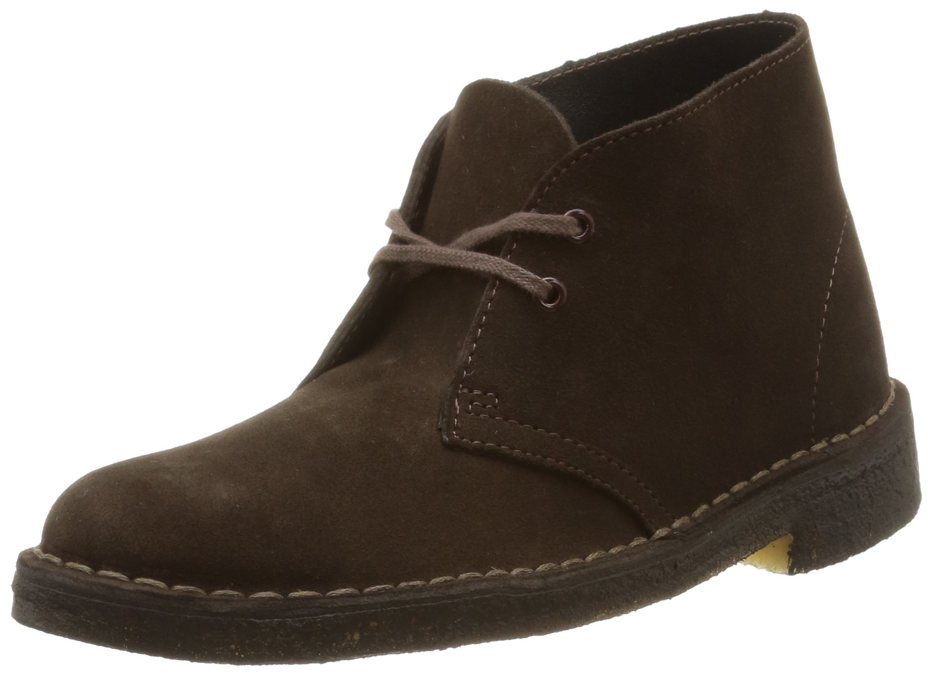Clarks Desert Boot Women's Desert Boots Brown (brown Suede) 5.5 UK ...