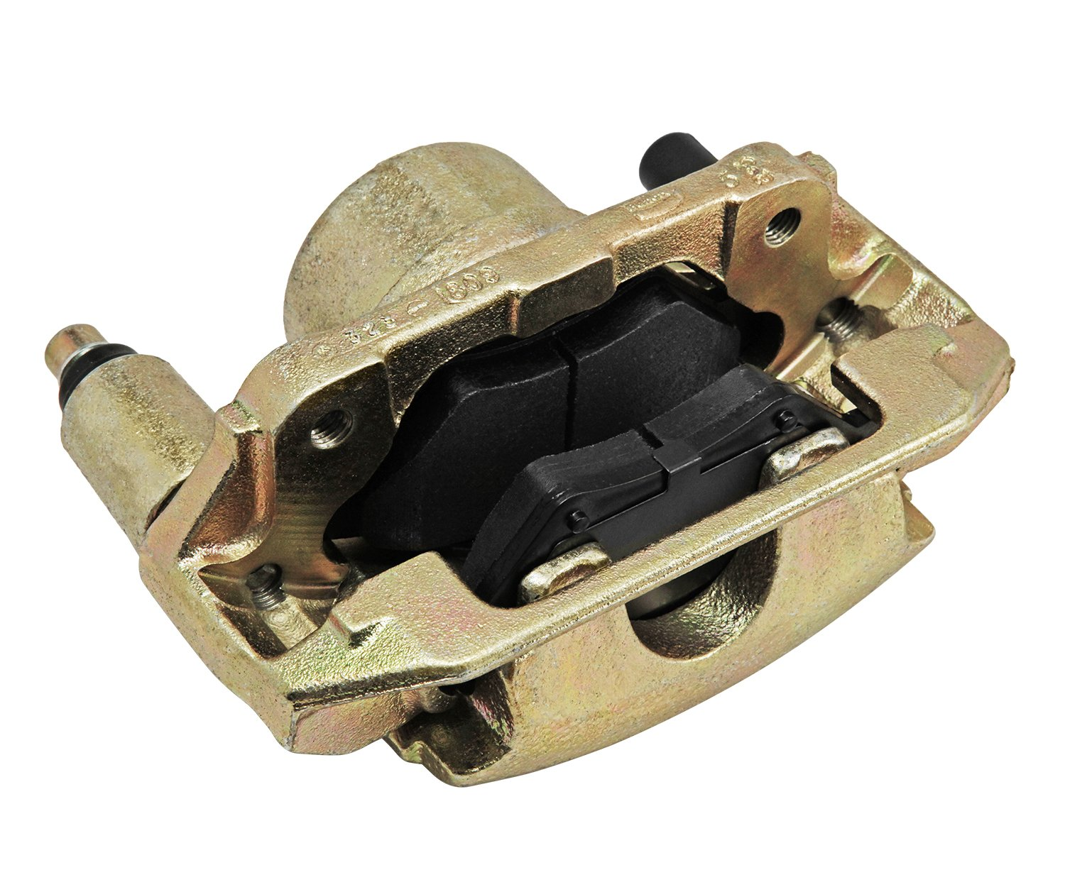 R1 Concepts A42.752215 Premier Series Brake Caliper With Brake Pads