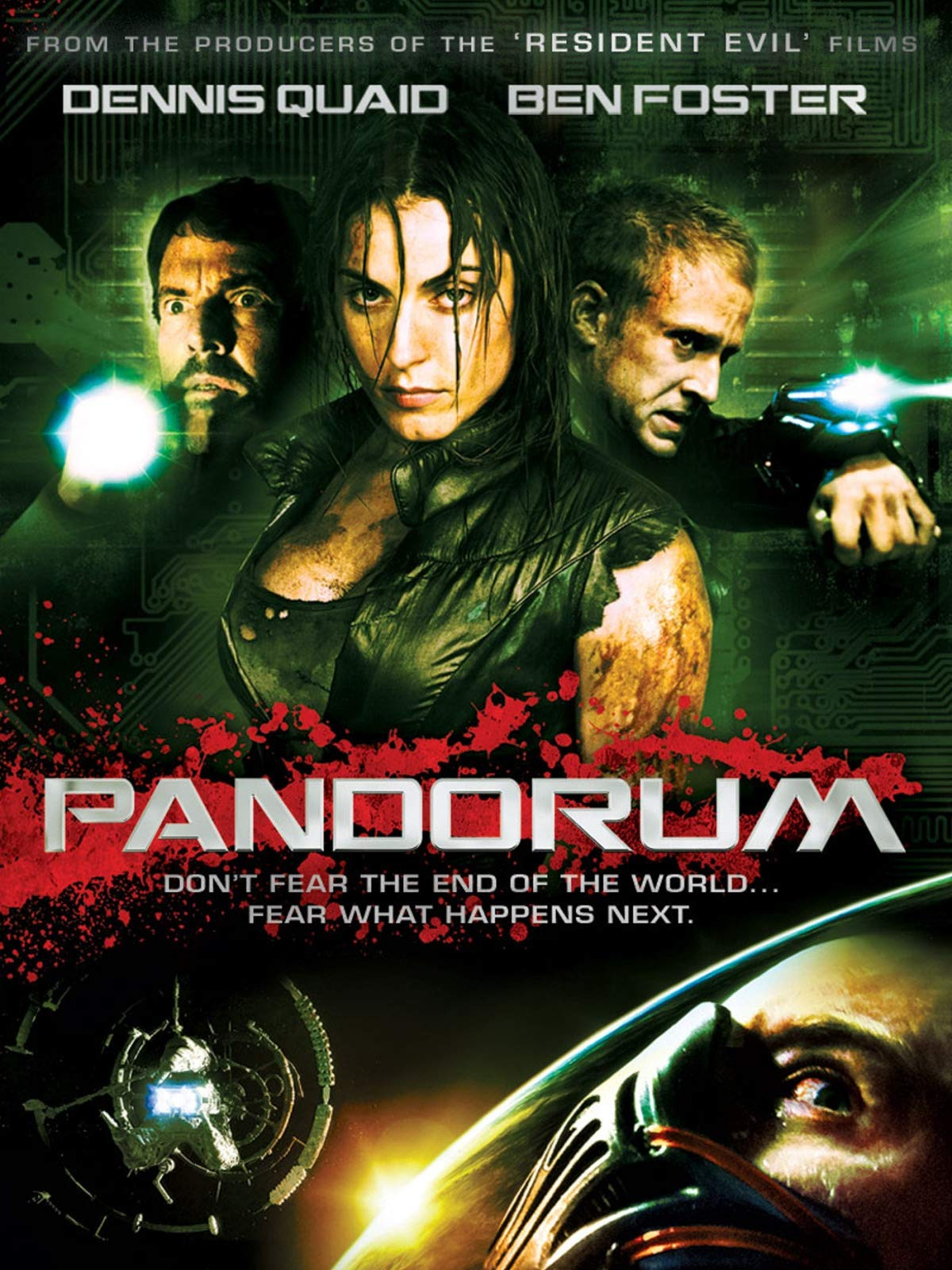 Pandorum on Amazon Prime Video UK