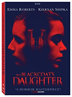 Book Cover: The Blackcoat's Daughter