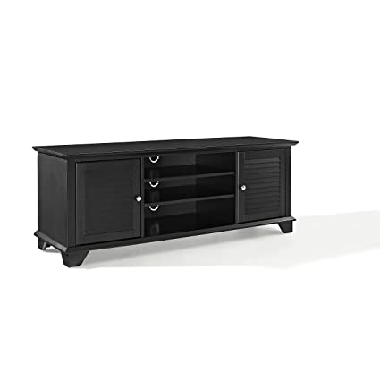 Low Profile TV Stand Black