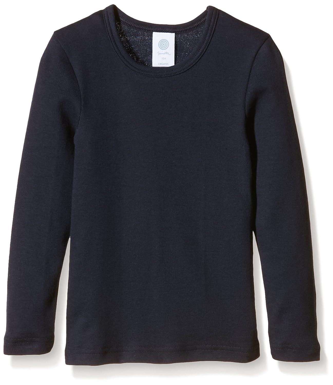 Sanetta Shirt 1/ 1 Arm FR 372800 Unisex - Kinder Unterwäsche/ Unterhemden