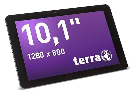 """Tablette tactile 10"""", écran 1280x800 multi touch, Cortex A7 Quad Core, 1Go de RAM, stockage 16 Go, Wi-fi, 3G, Android, Noir"""