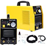 Iglobalbuy DC Inverter 50A Air Inverter Plasma Cutter Automatic Dual Voltage 110/220VAC 1/2