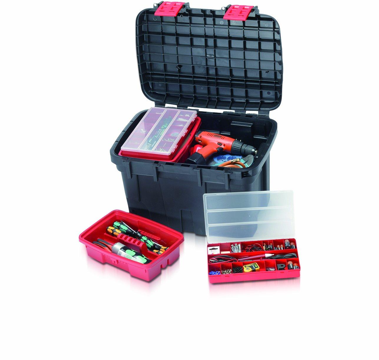 PARAT 5814100391 ProfiLine WerkzeugContainer  BaumarktKundenbewertung und weitere Informationen