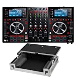 Numark NVII for Serato DJ with Intelligent Dual-Display Screens & Touch-Capacitive Knobs. With Free Case.