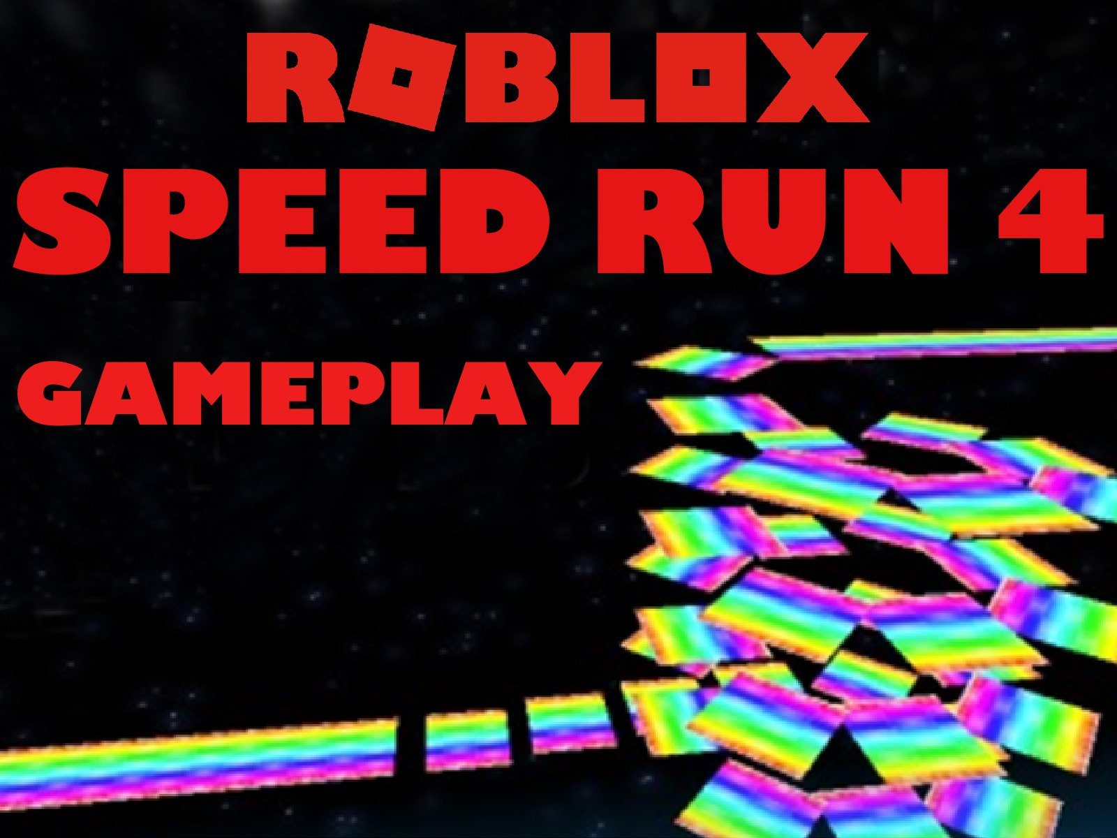 Clip: Roblox Speed Run 4 Gameplay