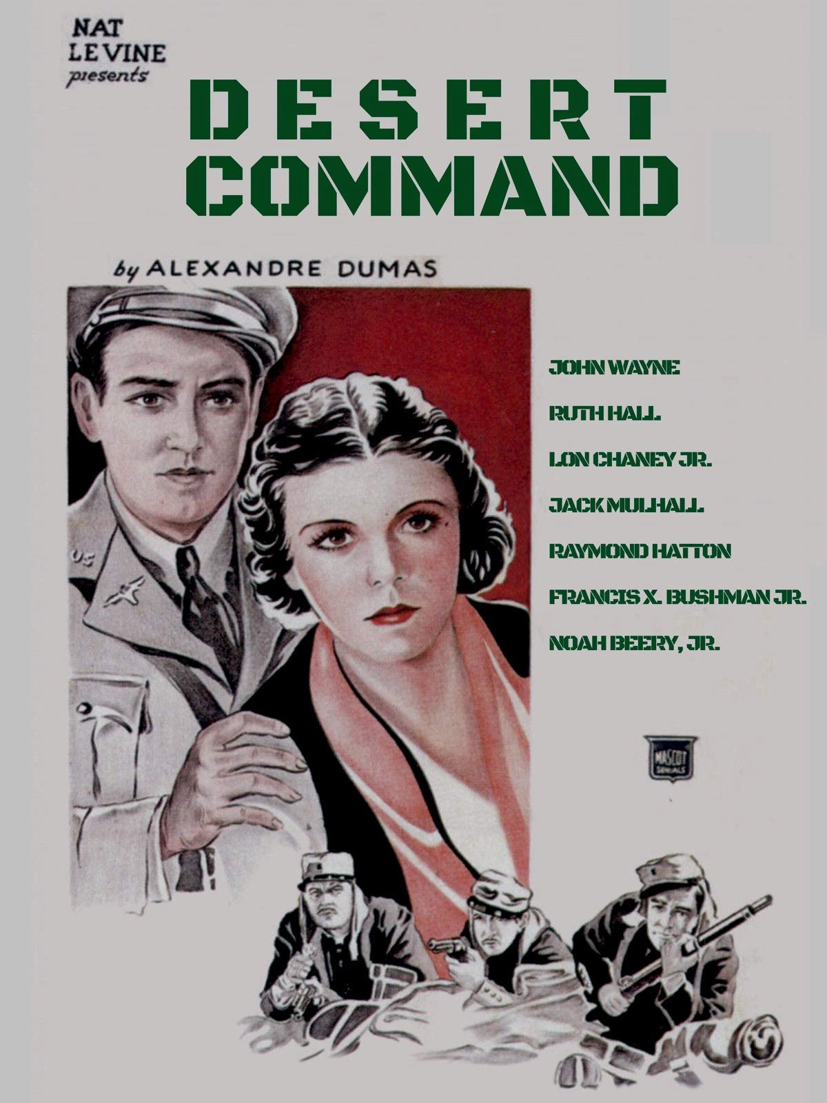 Desert Command on Amazon Prime Instant Video UK