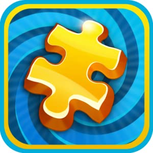 Magic Jigsaw Puzzles (Kindle Tablet Edition) from XIMAD INC