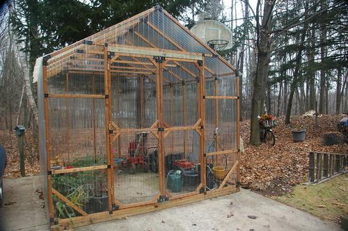 Amazon Com Sale 10x16 Basic Greenhouse Kit Do It