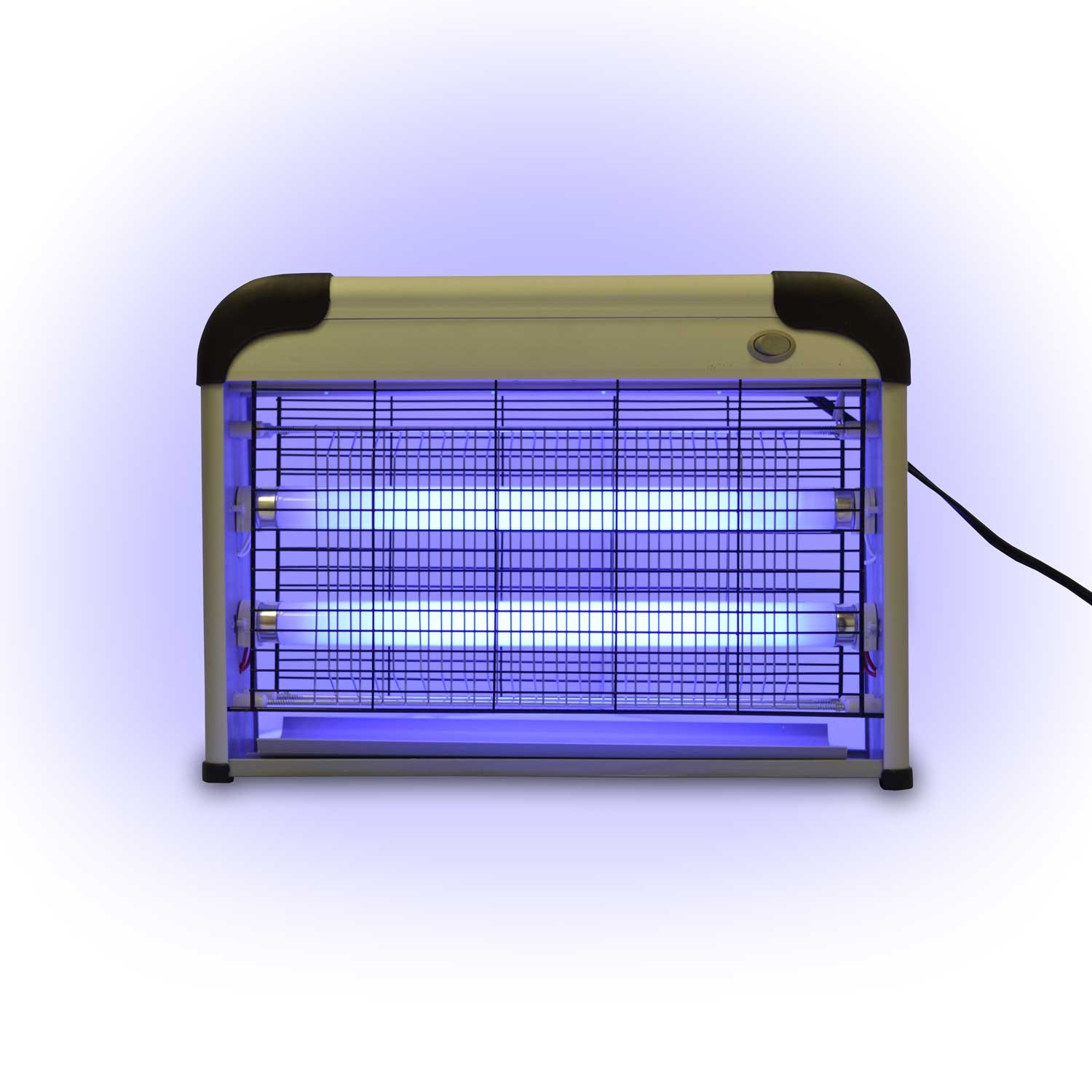 electronic bug zappers indoor insect killer zapper 15 5 inch camping hunting new ebay