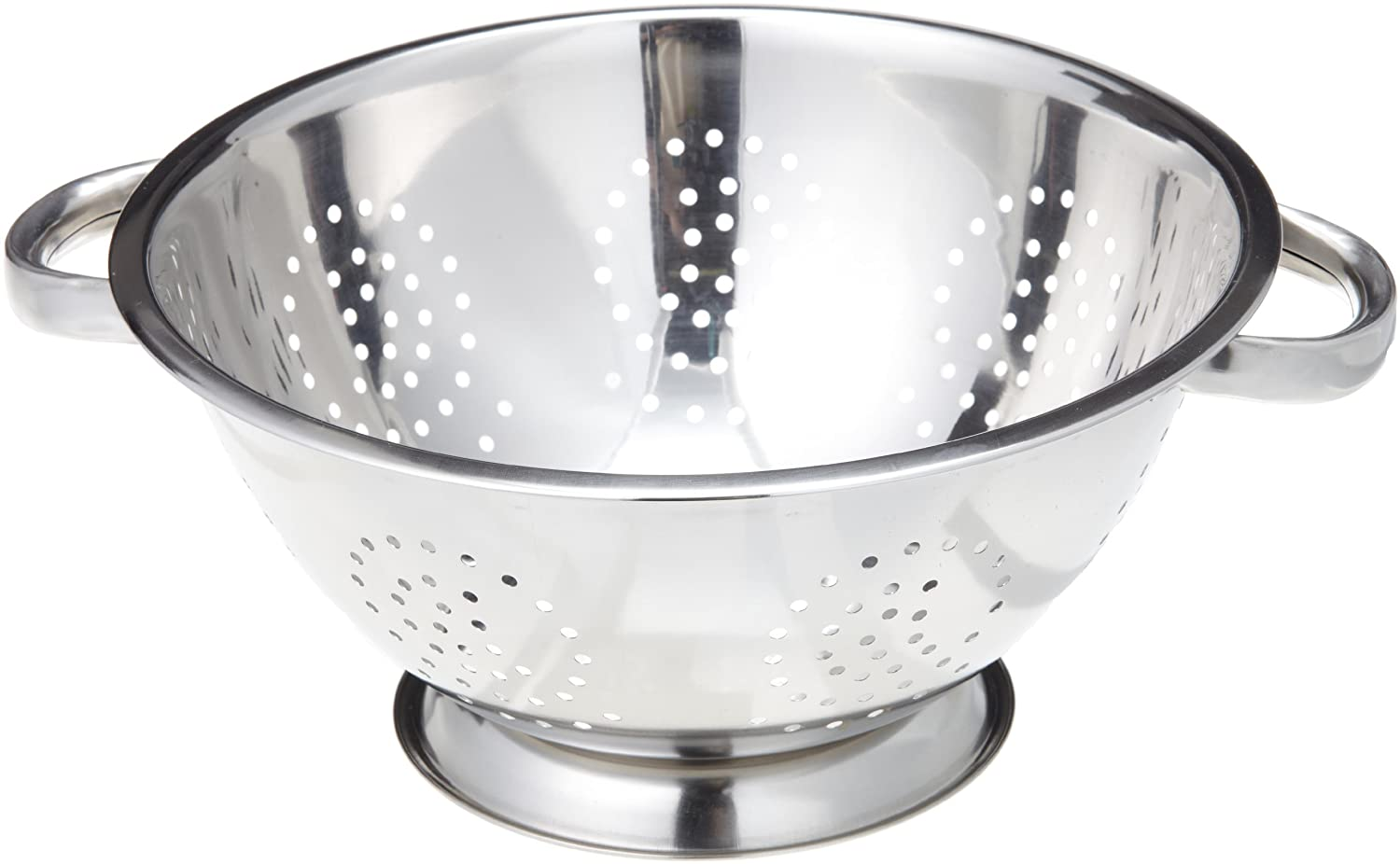 ExcelSteel 242 5-Quart Stainless Steel Colander Via Amazon
