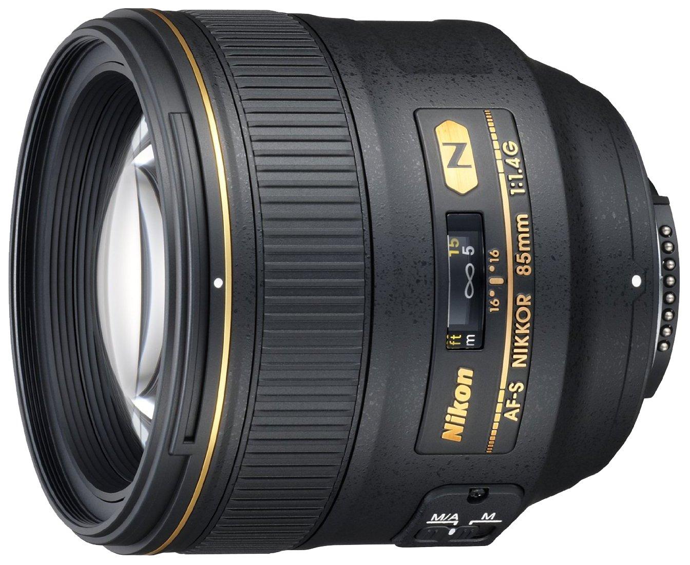 Nikon lens 85mm/1.4G