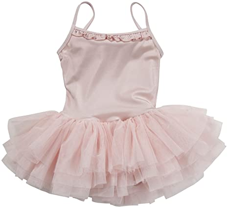 Mirella Toddler Girls Tutu Dress with Ruffles