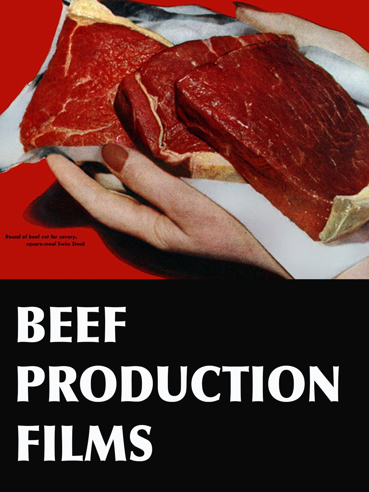 Beef Production Films on Amazon Prime Instant Video UK