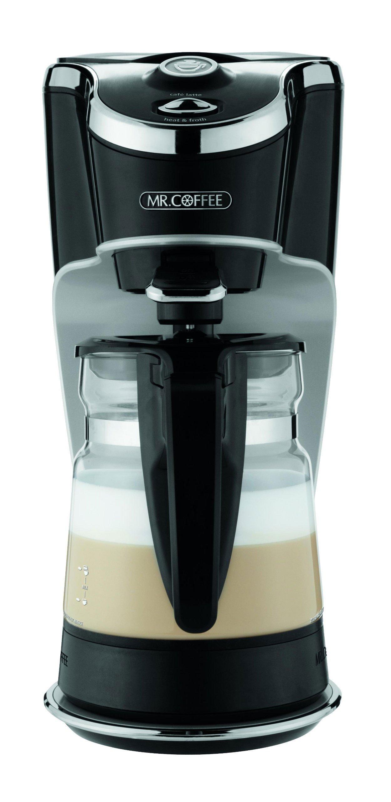 Mr Coffee Latte Maker Bvmc El1 : Mr. Coffee BVMC-EL1 Cafe Latte 72179231905 eBay