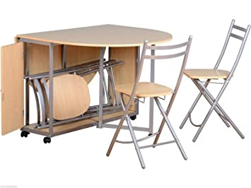 Budget Butterfly Dining Set by Seconique