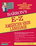 E-Z American Sign Language, 3rd Editi...