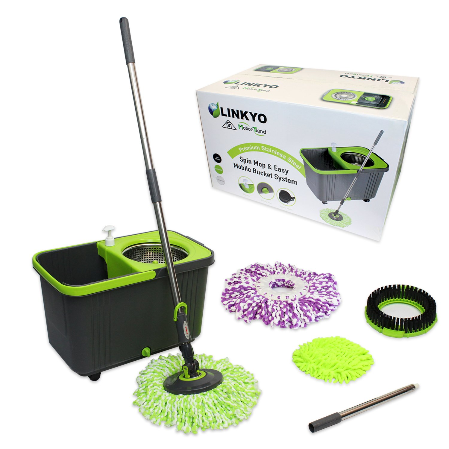 Best Kitchen Floor Mop Top 10 Best Mop Buckets With Wringer List And Reviews 2016 2017