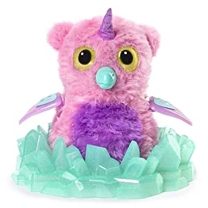 Hatchimals Glittering Garden - EXCLUSIVE Twinkling Owlicorn