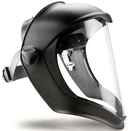 Pulsafe / Honeywell Bionic Complete Visor Clear Polycarbonate (Visor & Harness)