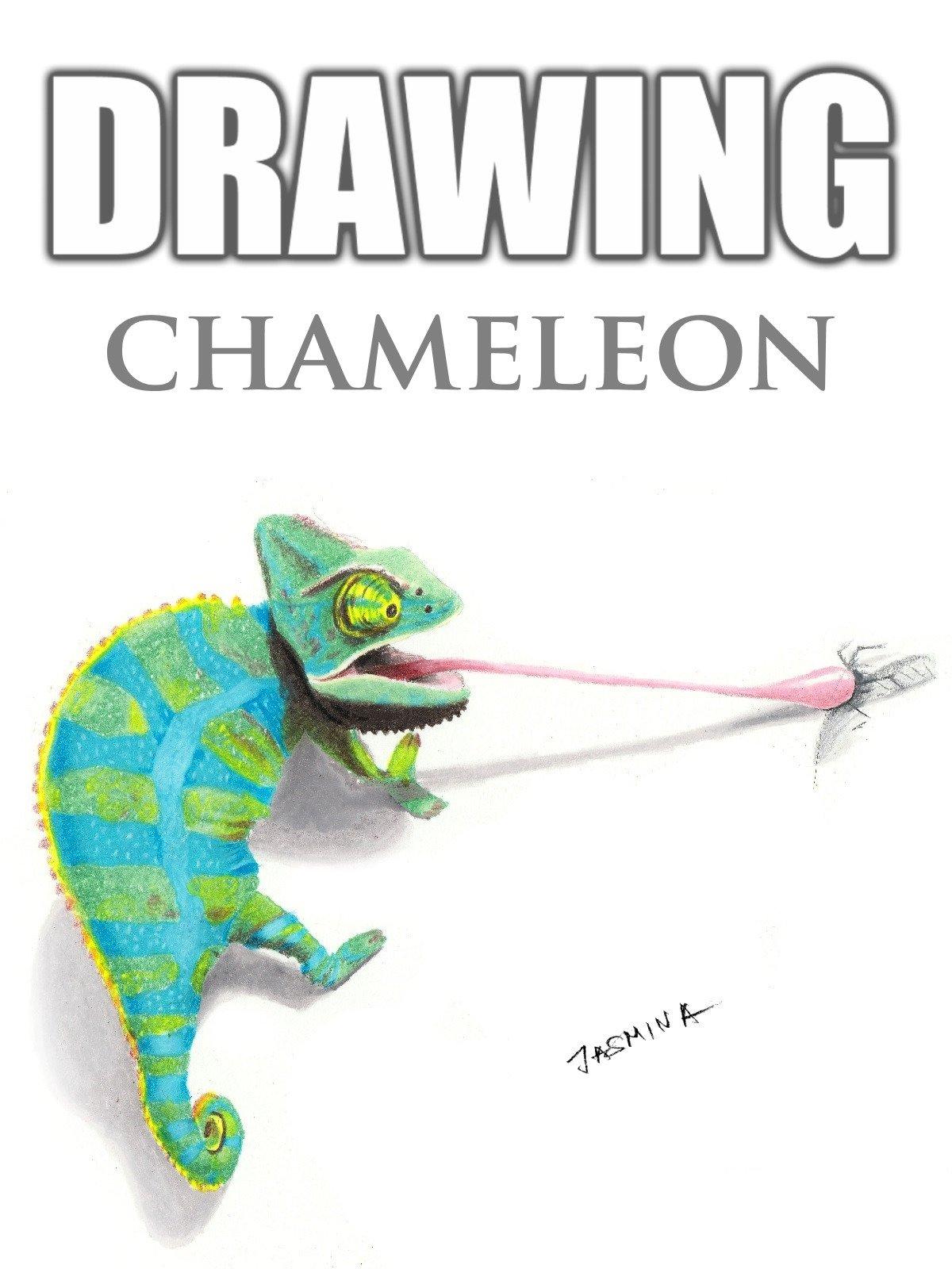 Clip: Drawing Chameleon